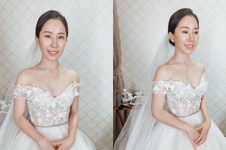Dora Lin Bridal韓風.簡約 /新秘花田盛世