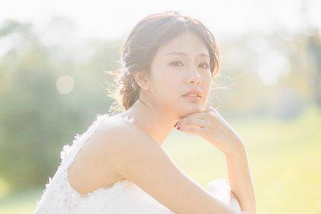 DoraLin Makeup 美式婚紗