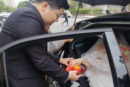 台南新人優評-幸福台南結婚禮車出租