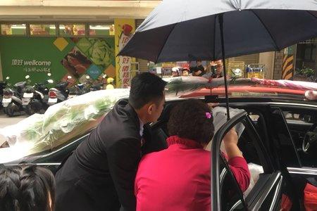 宜蘭新人優評-幸福結婚禮車出租