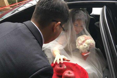 基隆新人優評-幸福結婚禮車出租