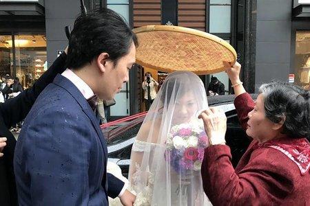 1月新人迎娶紀錄-幸福結婚禮車出租