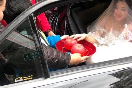 2月新人迎娶紀錄-幸福結婚禮車出租