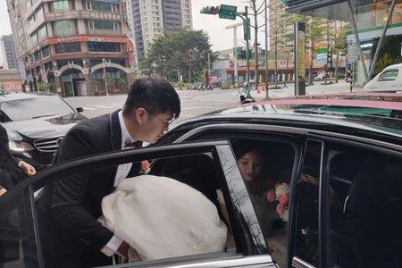 3月新人迎娶紀錄-幸福結婚禮車出租