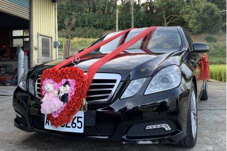 5月新人迎娶紀錄-幸福結婚禮車出租