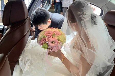 9月新人迎娶紀錄-幸福結婚禮車出租