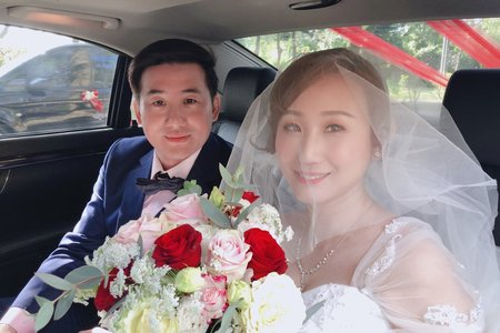 11月新人迎娶紀錄-幸福結婚禮車出租