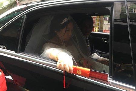 12月薪人迎娶紀錄-幸福結婚禮車出租