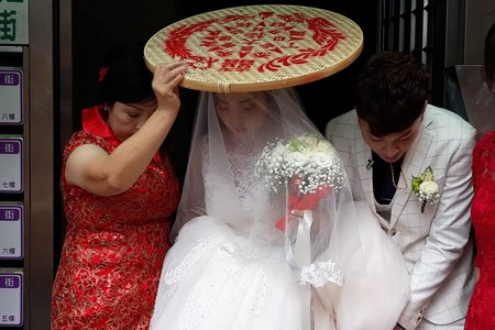 6月新人迎娶紀錄-幸福結婚禮車出租