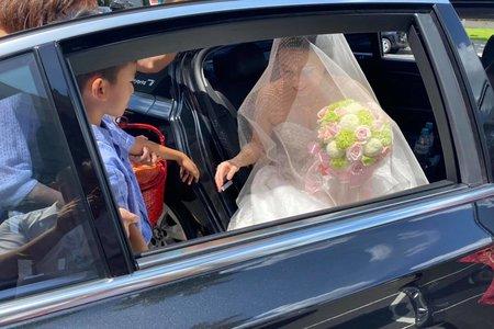 7月新人迎娶紀錄-幸福結婚禮車出租