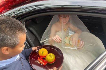 12月新人迎娶紀錄-幸福結婚禮車出租