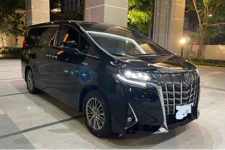 豪華商旅阿法v250車款介紹-幸福結婚禮車出租