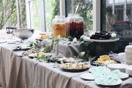 活動外燴︱CANDYBAR 甜點+佈置