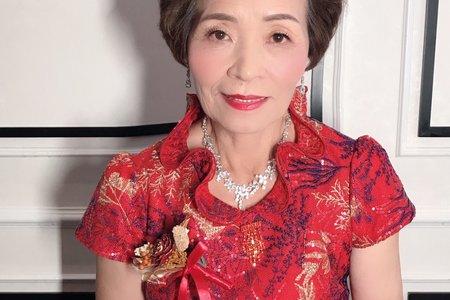 媽媽妝髮作品集