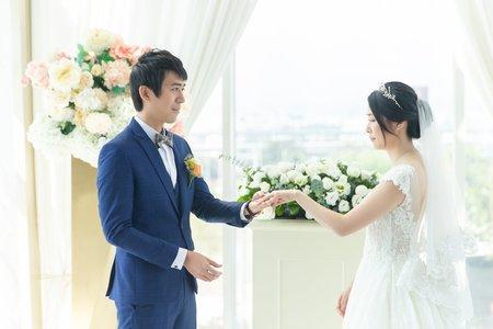 愛的物語 || 結婚之喜 || 萊特薇庭