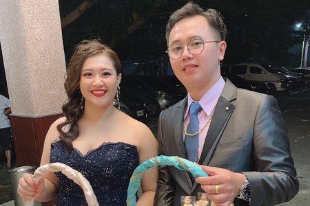 新娘送客造型分享