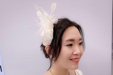 新娘白紗造型分享
