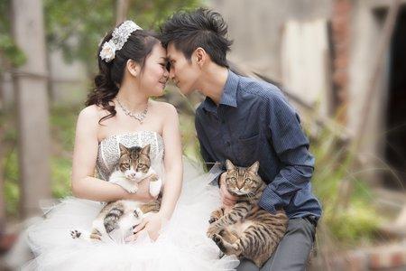 閱讀美麗__漢權 良怡 拍婚紗