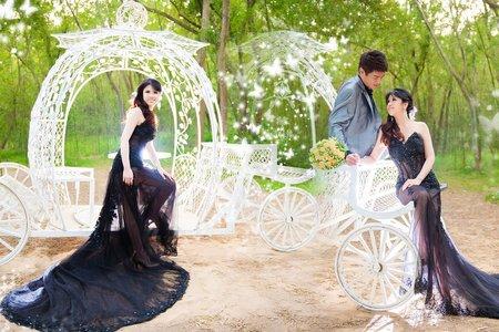 閱讀美麗__易昆 雅娟 拍婚紗