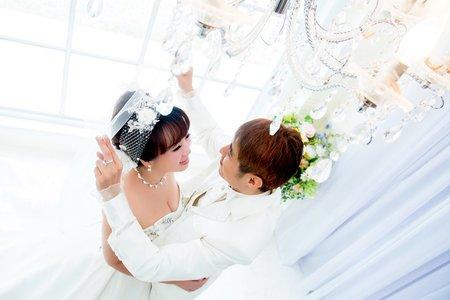 采瀅 浪漫婚紗