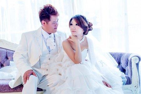 惇吉 靖雯 浪漫婚紗-2