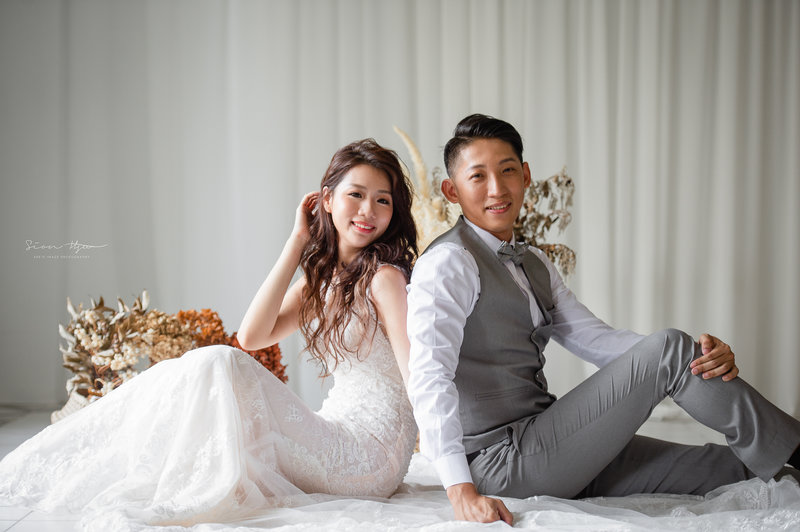 婚紗包套|優惠方案 39,800 元作品