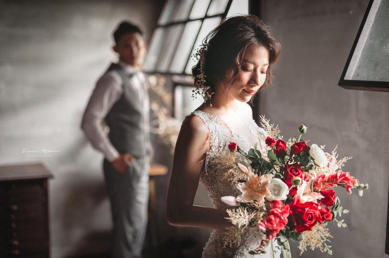 2021 輕婚紗寫真方案作品