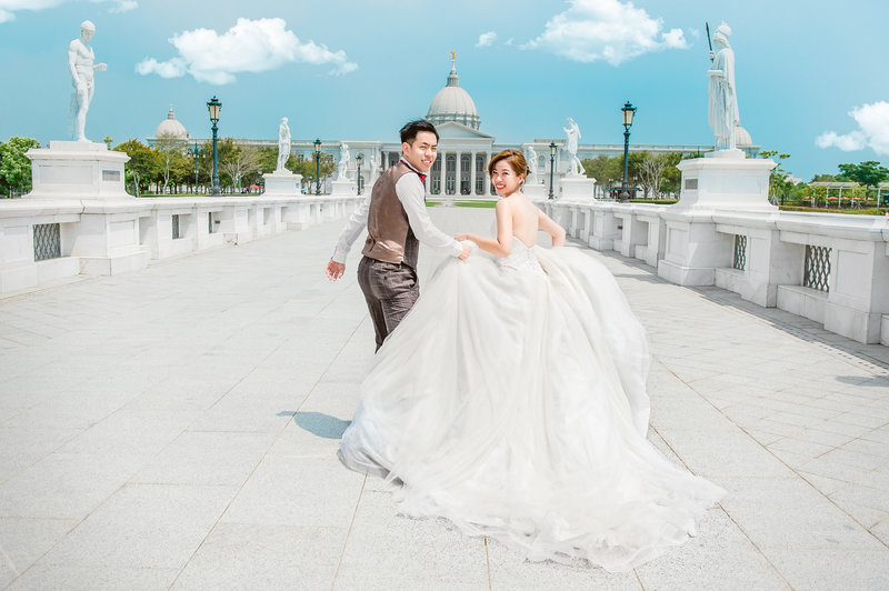 2021 經典婚紗攝影⽅案作品