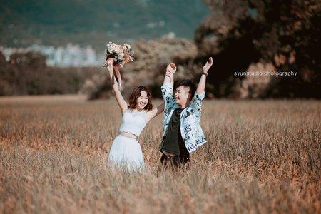 婚紗攝影|自然清新風格精選
