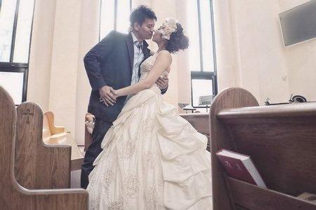 視覺系影像平價自助婚紗,婚禮紀錄