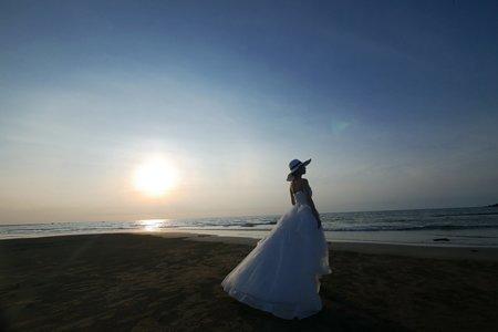 視覺系影像小資族萬元自助婚紗攝影,婚紗照