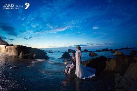 《花蓮旅遊婚紗拍攝》外景方案