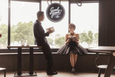 【客戶照】台北咖啡廳、陽明山