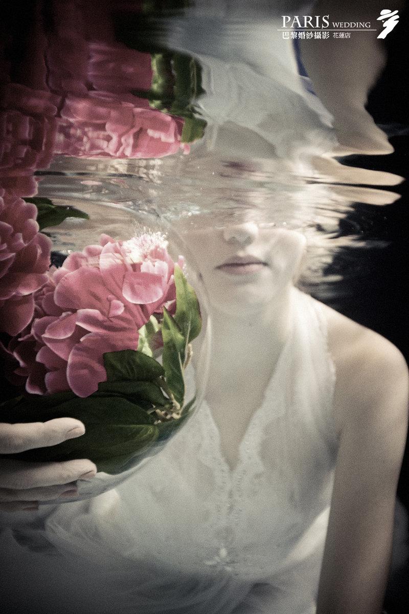 《花蓮旅遊婚紗拍攝》藝術方案作品