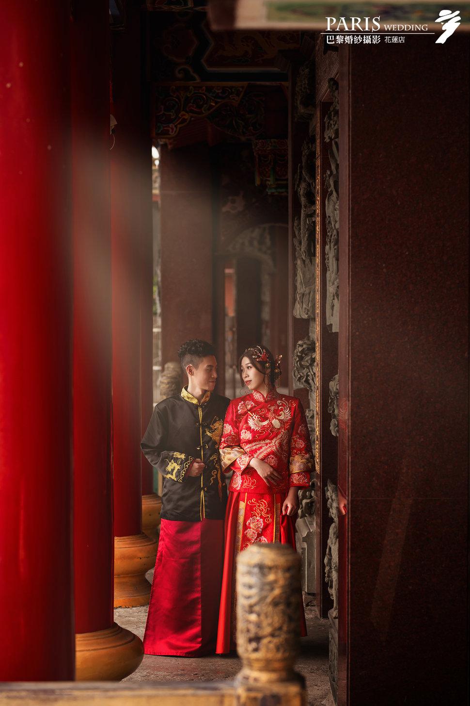 Xu161-1 拷貝 - 花蓮巴黎婚紗攝影《結婚吧》