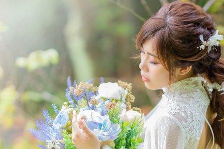 青苔-微光-果園