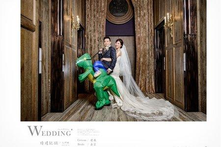 君品婚禮紀錄 | 婚宴 | 婚攝 | 亮廳