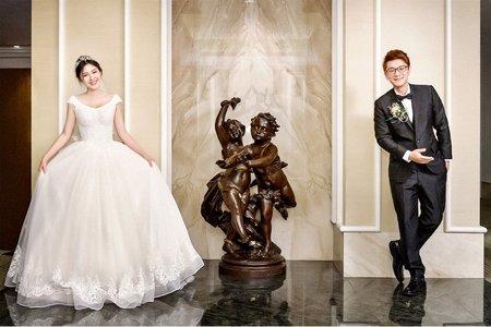 天母國際聯誼會|文定婚宴 | 婚禮攝影 | 廷安+湘婷
