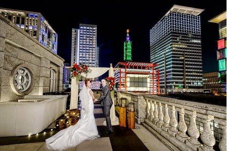 BEATA TE婚宴 | RUSS + JENNIFER | 西式婚宴 | 戶外婚禮