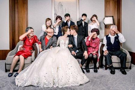 遠企婚宴 | 香格里拉台北遠東大飯店 | BEN+MANDY | 怡東園