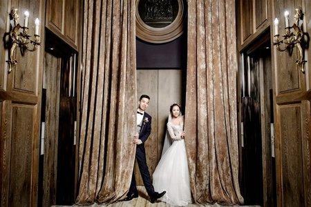 君品婚禮紀實 | 婚宴 | 婚禮紀錄 | Henry+Chloe | 亮廳