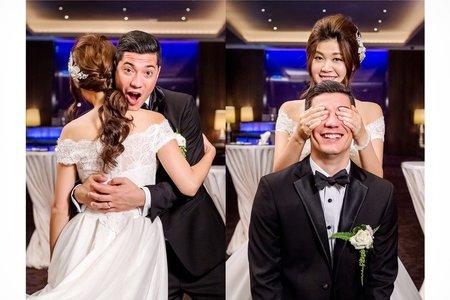 婚禮攝影精選 | 鏡頭中的妳們 | 婚攝阿超