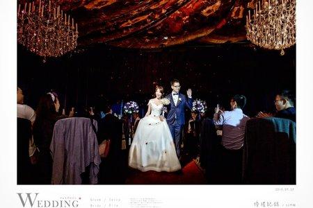 君品酒店文定婚禮 | 婚禮紀錄 | 婚宴 | Jerry+Ella