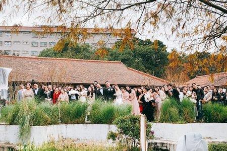 Mirror 證婚儀式