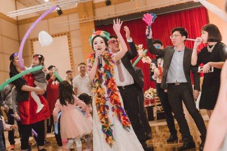 美式婚禮-愛跳舞就一起來喔!
