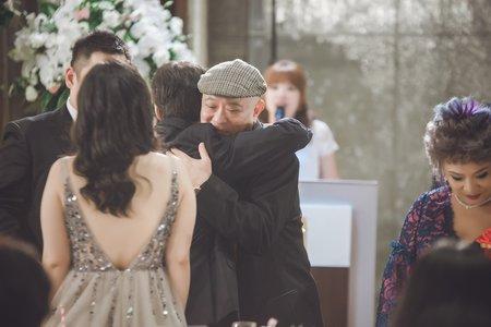 有歡笑有淚水的婚禮,是妳/你一生中最美好的回憶