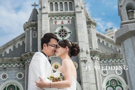 京宴外景-高雄玫瑰天主教堂
