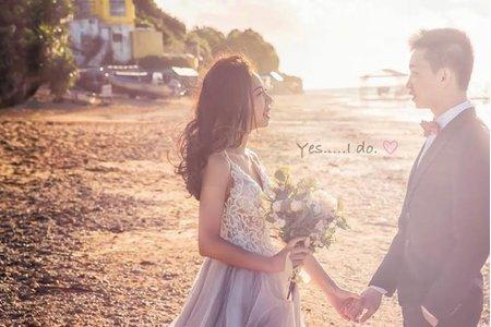 |VIOLETA可可|自助婚紗造型