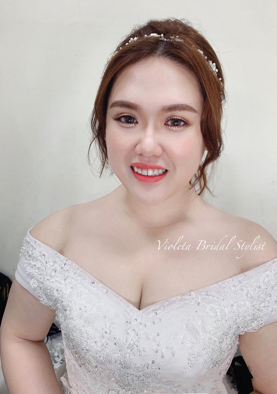 97D690DD-8ED9-4A60-B314-13642C67D01F - 台中/台新秘可可 精緻彩妝 新娘整體造型 - 結婚吧
