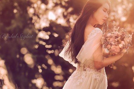婚紗外拍造型by可可